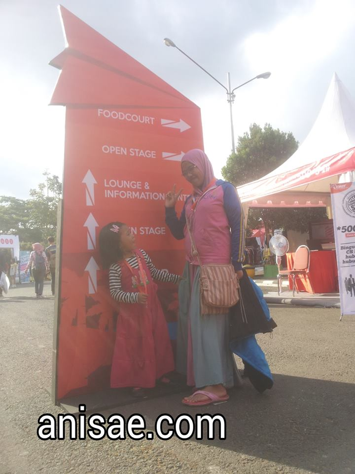 anisae.com, KickFest di Malang