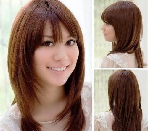 4 Model Rambut Sesuai Dengan Bentuk Wajah Anisa Ae