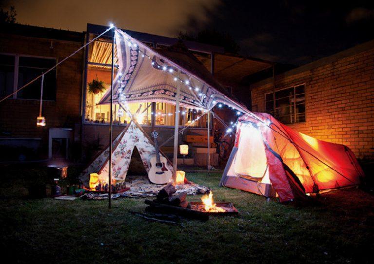 Camping eksklusif