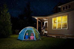 liburan camping