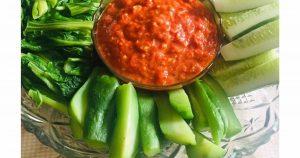 Sayur + Sambal